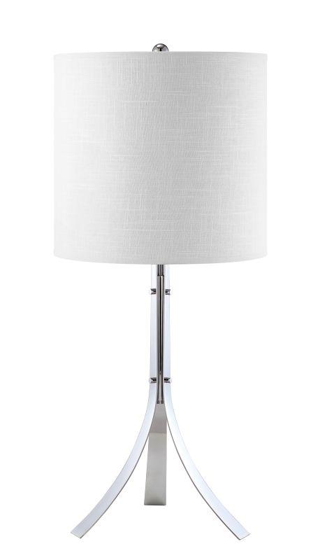 "Sunset Lighting F1288 Empire 1 Light 37"" High Table Lamp Polished Sale $198.00 ITEM: bci2150954 ID#:F1288-15 UPC: 98197784650 :"