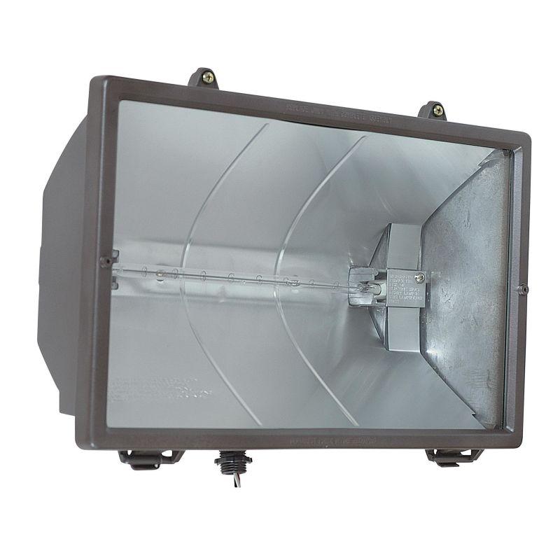 Sunset Lighting F7835 66 Bronze 1500 Watt Outdoor Halogen