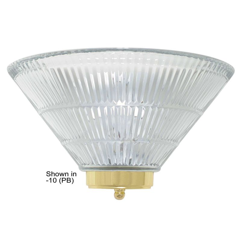 "Sunset Lighting F9045 1 Light 60 Watt 7"" Height Wall Washer Sconce"