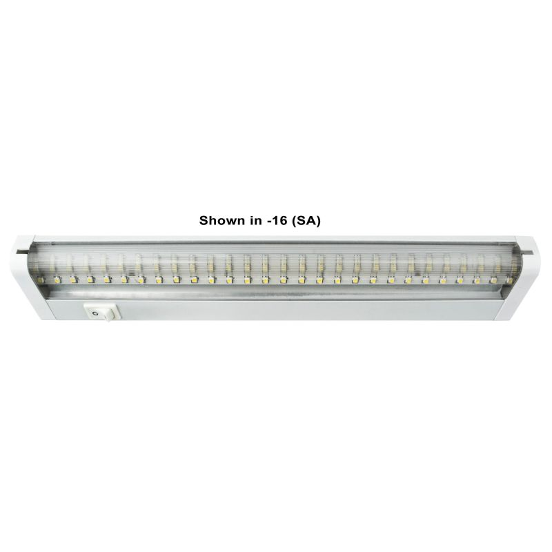 """Sunset Lighting F9772 19.5"""" Length LED Undercabinet Light Fixture"""