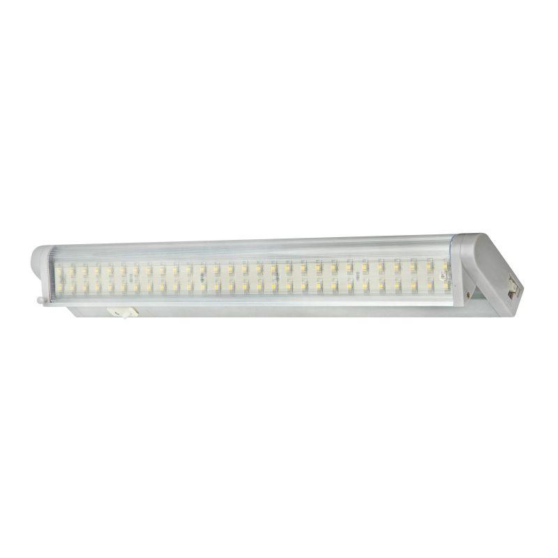 """Sunset Lighting F9781 13.125"""" Length LED Swivel Undercabinet Light"""