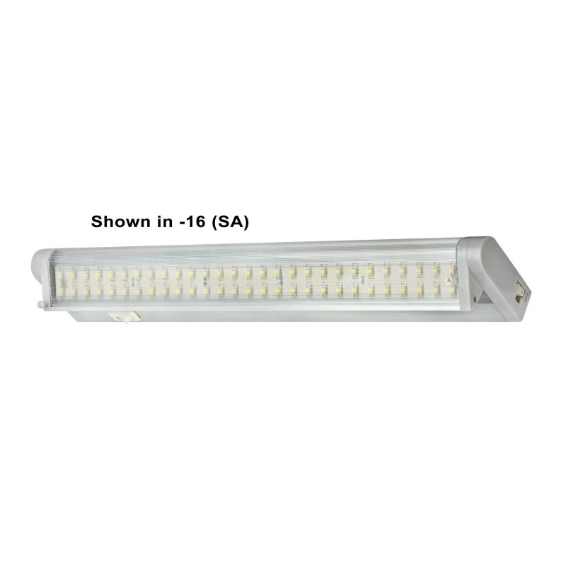 "Sunset Lighting F9781 13.125"" Length LED Swivel Undercabinet Light"