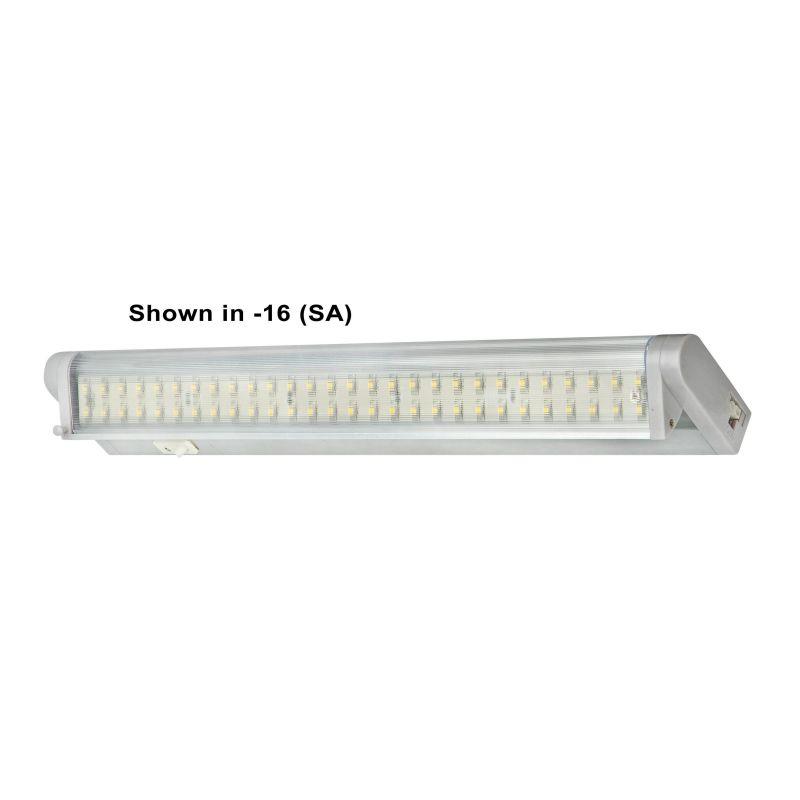 """Sunset Lighting F9782 20.3125"""" Length LED Swivel Undercabinet Light"""