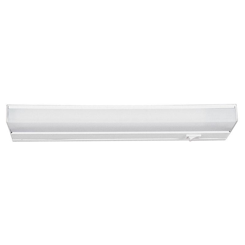 """Sunset Lighting F9812 12.5"""" Length Fluorescent Undercabinet Light"""