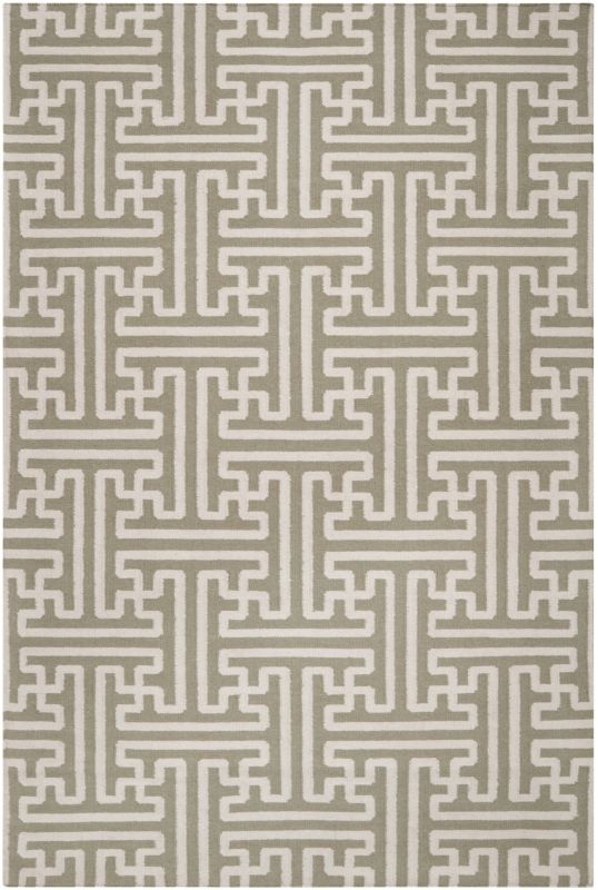 Surya ACH-1705 Archive Hand Woven Wool Rug Brown 5 x 8 Home Decor Rugs