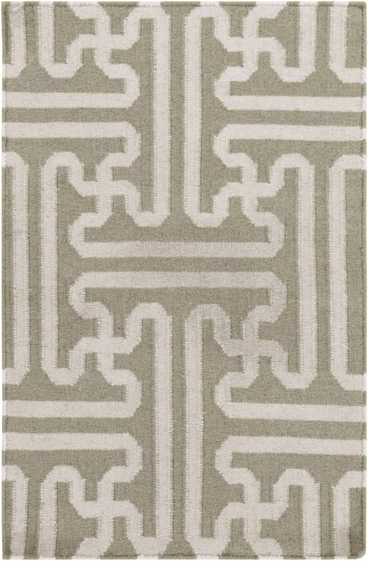 Surya ACH-1705 Archive Hand Woven Wool Rug Brown 9 x 13 Home Decor