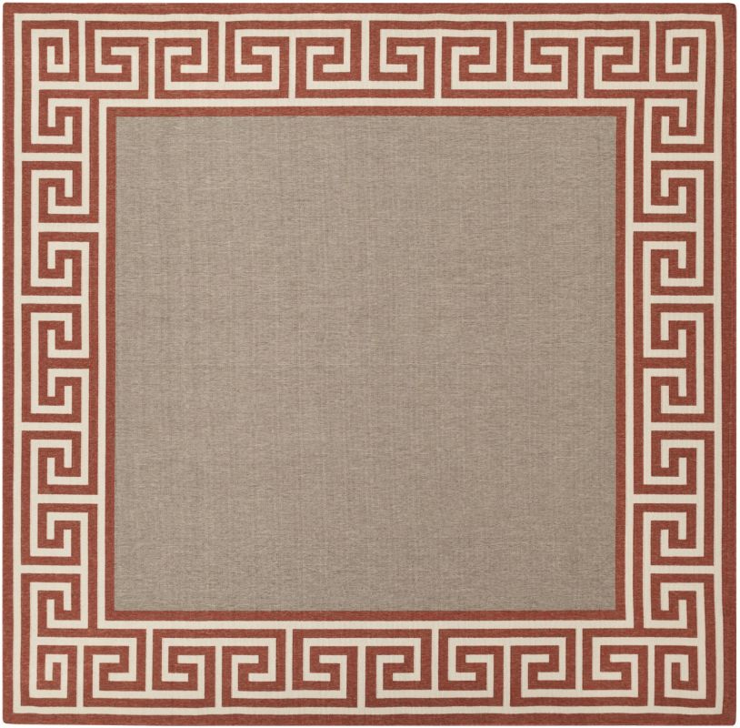 Surya ALF-9628 Alfresco Power Loomed Polypropylene Rug Orange 8 1/2 x Sale $235.20 ITEM: bci2656969 ID#:ALF9628-89SQ UPC: 764262750430 :