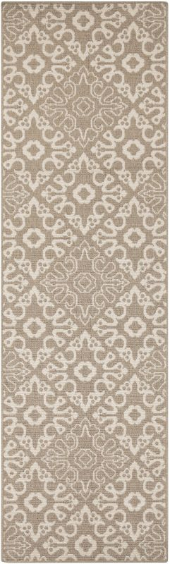 Surya ALF-9635 Alfresco Power Loomed Polypropylene Rug Brown 7 1/2 x Sale $223.20 ITEM: bci2657056 ID#:ALF9635-76109 UPC: 764262752038 :