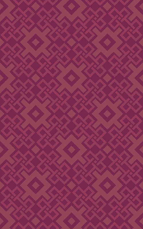 Surya ALH-5028 Alhambra Hand Tufted New Zealand Wool Rug Pink 8 x 11