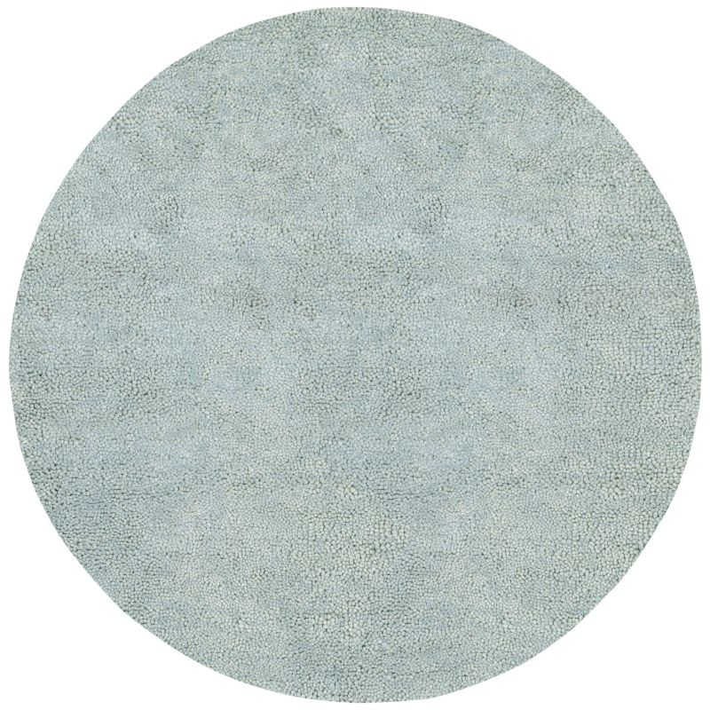Surya AROS-11 Aros Hand Woven New Zealand Wool Rug Green 10 x 10 Round