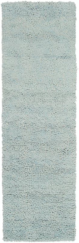 Surya AROS-11 Aros Hand Woven New Zealand Wool Rug Green 2 1/2 x 8