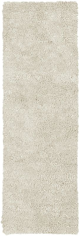 Surya AROS-2 Aros Hand Woven New Zealand Wool Rug Off-White 2 1/2 x 8