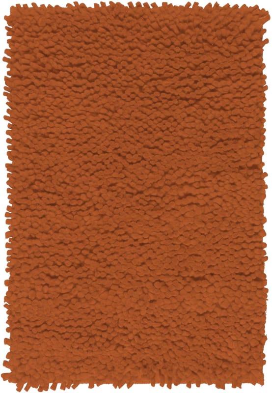 Surya AROS-5 Aros Hand Woven New Zealand Wool Rug Red 3 1/2 x 5 1/2