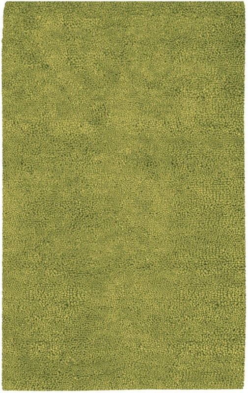 Surya AROS-6 Aros Hand Woven New Zealand Wool Rug Green 5 x 8 Home