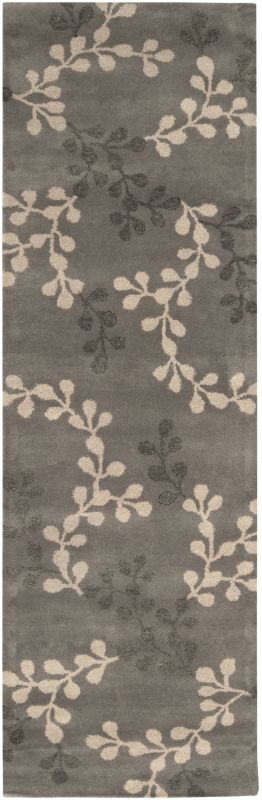 Surya ART-195 Artist Studio Hand Tufted New Zealand Wool Rug Gray 2