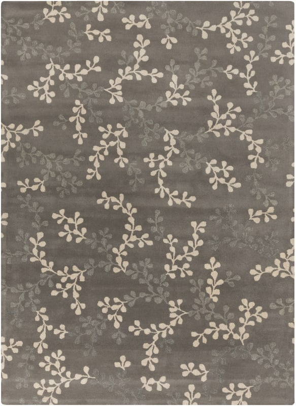 Surya ART-195 Artist Studio Hand Tufted New Zealand Wool Rug Gray 8 x