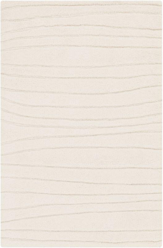 Surya ART-220 Artist Studio Hand Tufted New Zealand Wool Rug Off-White