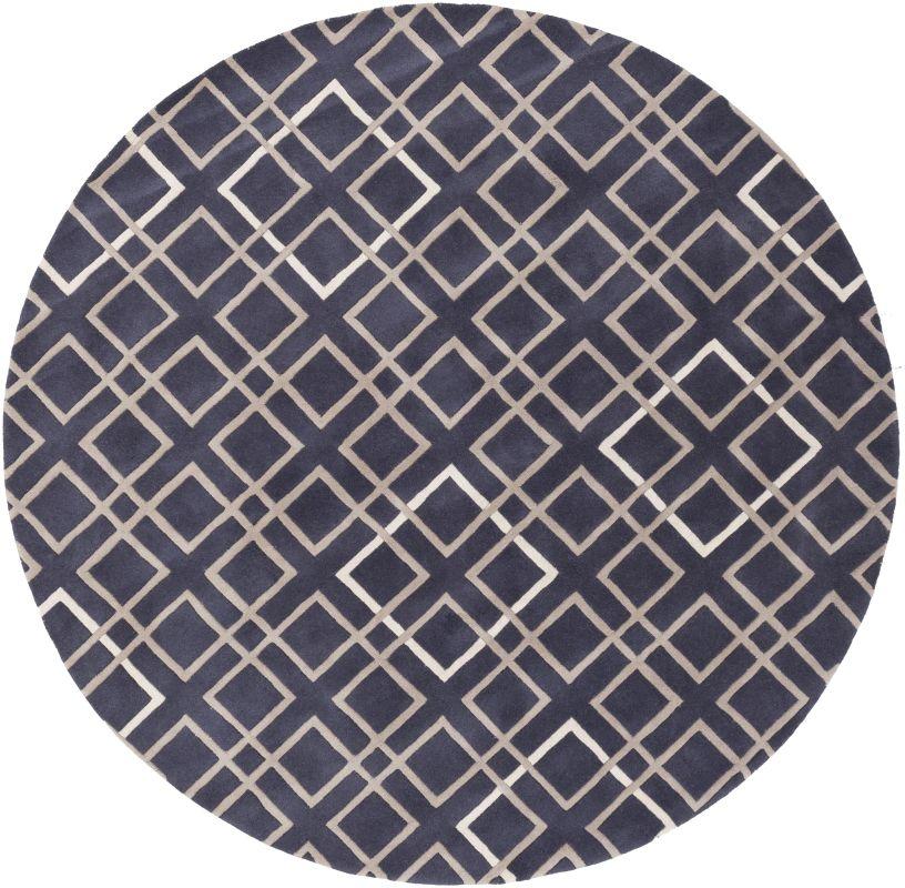 Surya ART-237 Artist Studio Hand Tufted New Zealand Wool Rug Blue 8 x