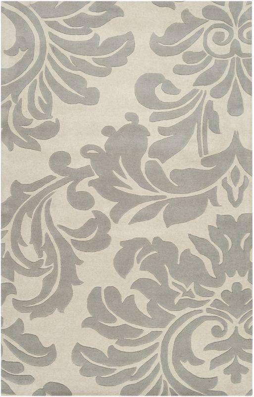 Surya ATH-5073 Athena Hand Tufted Wool Rug Gray 4 x 6 Home Decor Rugs Sale $271.80 ITEM: bci2660351 ID#:ATH5073-46 UPC: 764262712698 :