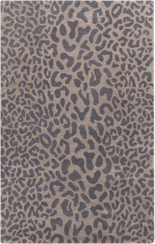 Surya ATH-5114 Athena Hand Tufted Wool Rug Gray 10 x 14 Home Decor