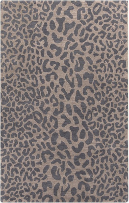Surya ATH-5114 Athena Hand Tufted Wool Rug Gray 12 x 15 Home Decor