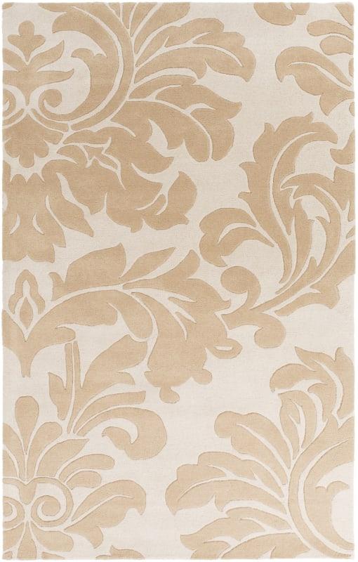 Surya ATH-5133 Athena Hand Tufted Wool Rug Brown 3 x 12 Home Decor