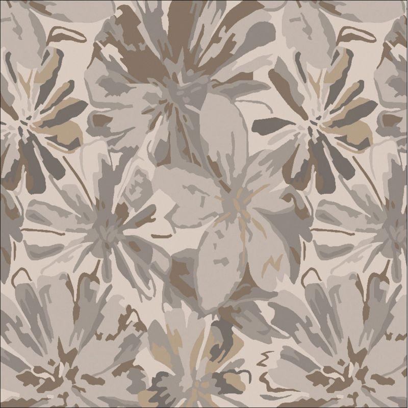Surya ATH-5135 Athena Hand Tufted Wool Rug Pink 4 x 4 Home Decor Rugs