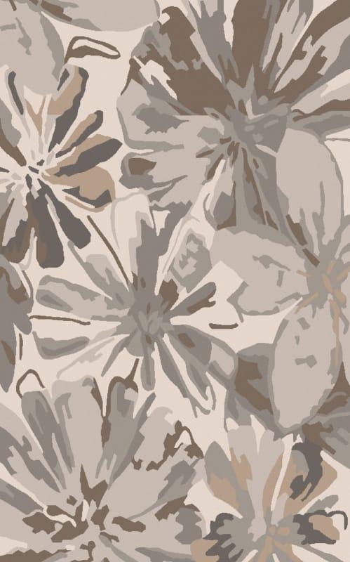 Surya ATH-5135 Athena Hand Tufted Wool Rug Pink 5 x 8 Home Decor Rugs