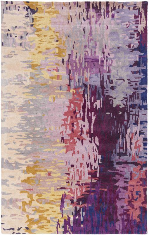 Surya BAN-3344 Banshee Hand Tufted New Zealand Wool Rug Pink 3 x 5 Sale $411.60 ITEM: bci2661332 ID#:BAN3344-3353 UPC: 764262667141 :