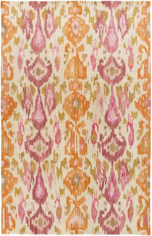 Surya BAN-3353 Banshee Hand Tufted New Zealand Wool Rug Pink 2 x 3 Sale $144.60 ITEM: bci2661376 ID#:BAN3353-23 UPC: 764262696158 :
