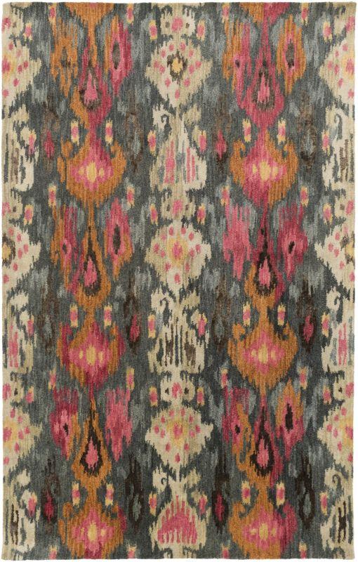 Surya BAN-3354 Banshee Hand Tufted New Zealand Wool Rug Green 8 x 11 Sale $1927.20 ITEM: bci2661384 ID#:BAN3354-811 UPC: 764262696325 :
