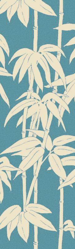 Surya BBC-2008 Bondi Beach Hand Woven Polypropylene Rug Blue 9 x 12