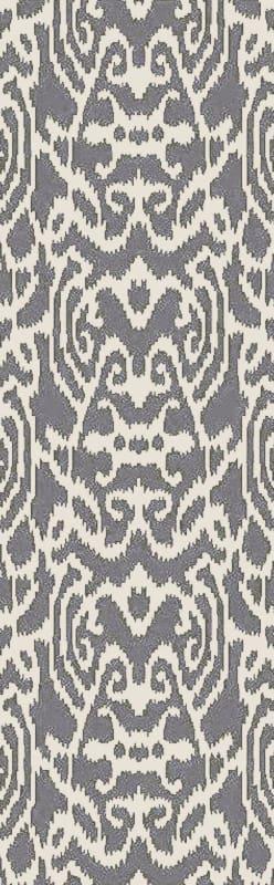 Surya BDA-3001 Belladonna Hand Tufted Wool Rug Blue 3 x 5 Home Decor