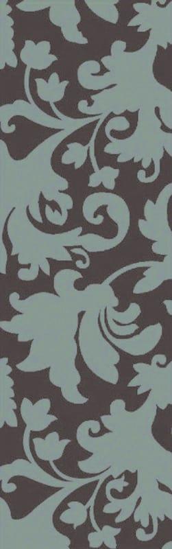 Surya BDA-3004 Belladonna Hand Tufted Wool Rug Gray 8 x 10 Home Decor