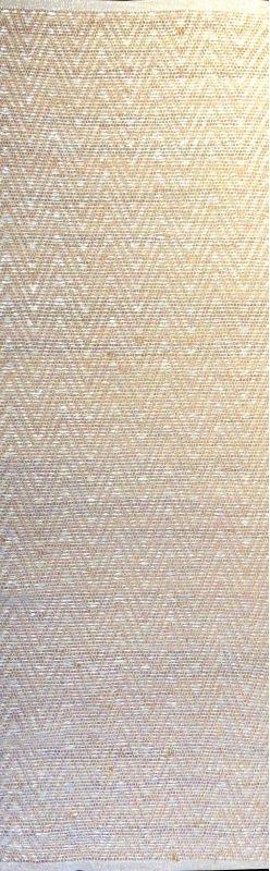 Surya BDG-2000 Bodega Hand Woven Polypropylene Rug Gold 2 1/2 x 8 Home