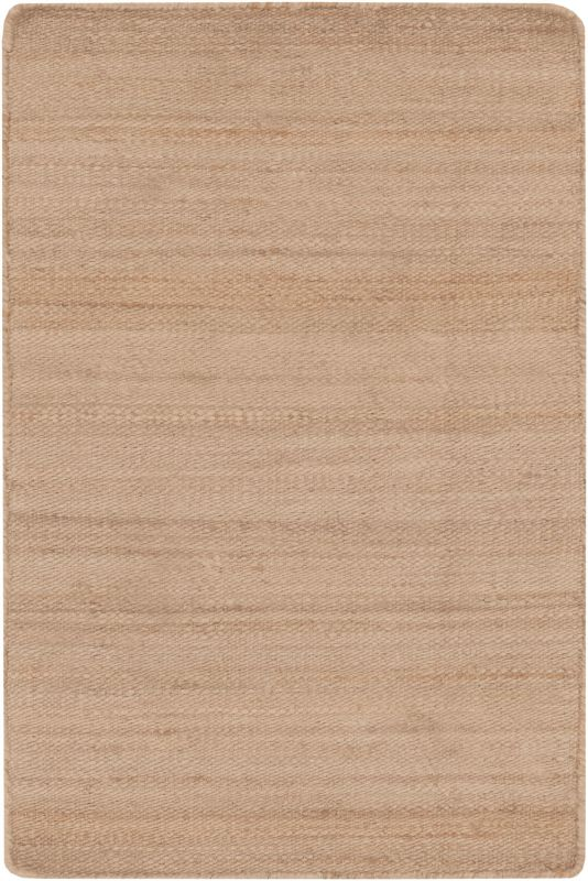 Surya BER-1003 Bermuda Hand Woven Jute Rug Brown 2 x 3 Home Decor Rugs