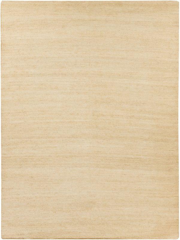 Surya BER-1004 Bermuda Hand Woven Jute Rug Off-White 8 x 11 Home Decor