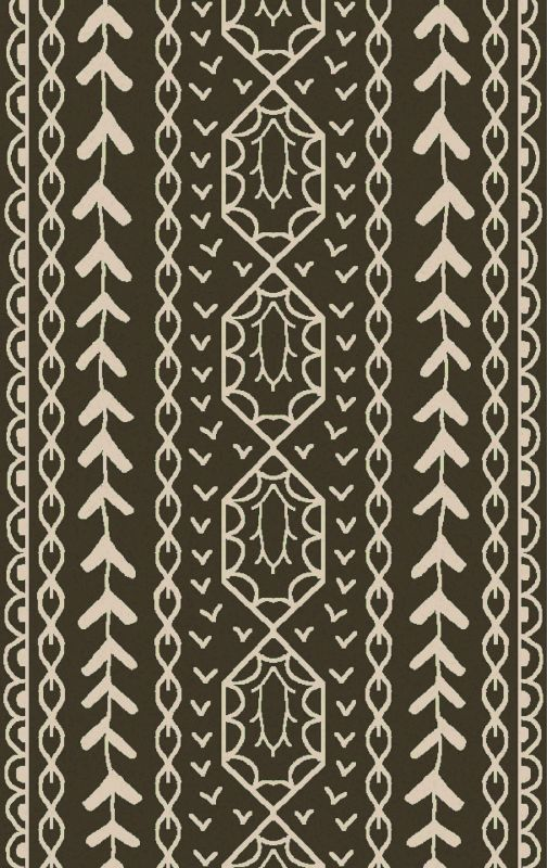 Surya BJR-1003 Bjorn Hand Knotted Hemp Rug Green 2 x 3 Home Decor Rugs