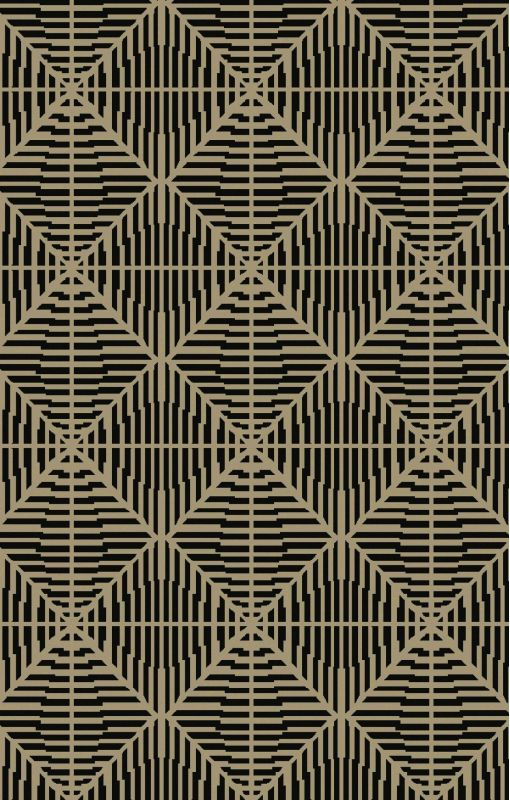 Surya BJR-1004 Bjorn Hand Knotted Hemp Rug Gray 8 x 11 Home Decor Rugs