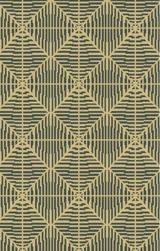 Surya BJR-1005 Bjorn Hand Knotted Hemp Rug Green 2 x 3 Home Decor Rugs