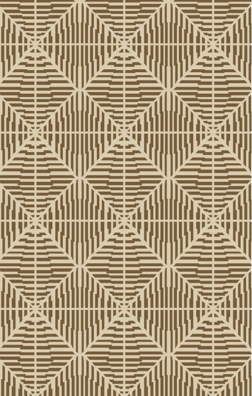 Surya BJR-1006 Bjorn Hand Knotted Hemp Rug Brown 8 x 11 Home Decor