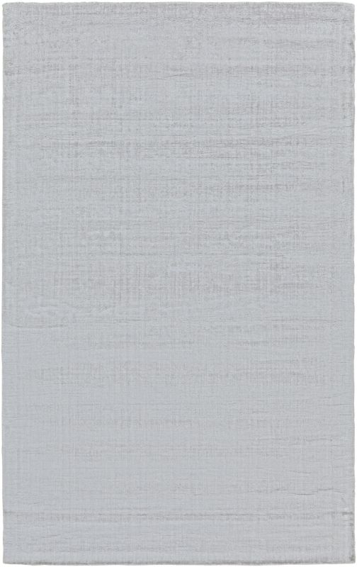 Surya BLG-1001 Bellagio Hand Loomed Cotton Rug Gray 4 x 6 Home Decor