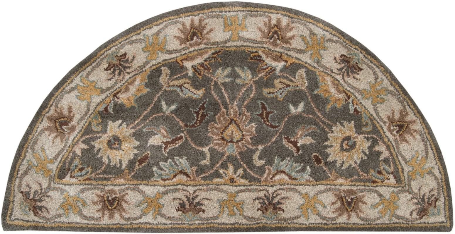 Surya CAE-1005 Caesar Hand Tufted Wool Rug Gray 2 x 4 Hearth Home
