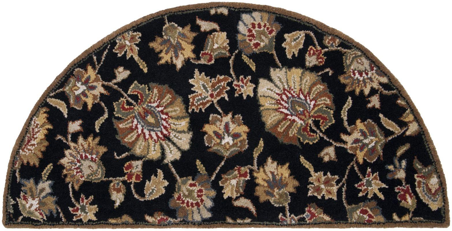 Surya CAE-1027 Caesar Hand Tufted Wool Rug Gray 2 x 4 Hearth Home