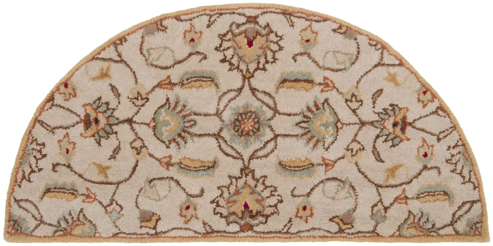 Surya CAE-1029 Caesar Hand Tufted Wool Rug Off-White 2 x 4 Hearth Home