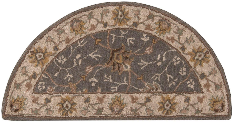 Surya CAE-1093 Caesar Hand Tufted Wool Rug Green 2 x 4 Hearth Home Sale $104.40 ITEM: bci2670068 ID#:CAE1093-24HM UPC: 764262716641 :