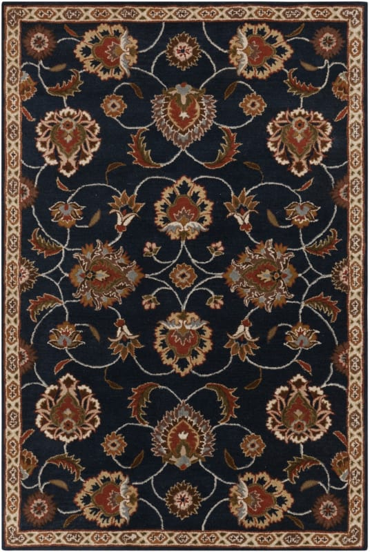 Surya CAE-1102 Caesar Hand Tufted Wool Rug Gray 2 x 3 Home Decor Rugs Sale $77.40 ITEM: bci2670145 ID#:CAE1102-23 UPC: 764262858723 :