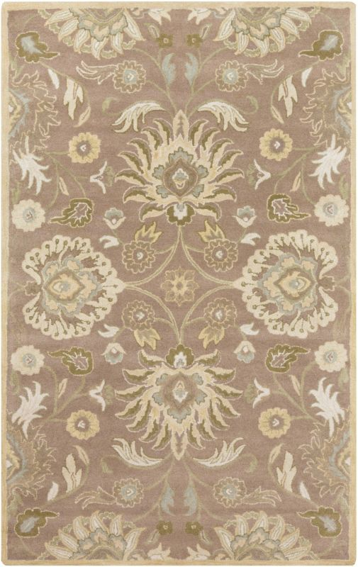 Surya CAE-1108 Caesar Hand Tufted Wool Rug Off-White 5 x 8 Home Decor Sale $369.60 ITEM: bci2670511 ID#:CAE1108-58 UPC: 764262926330 :