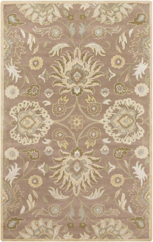 Surya CAE-1108 Caesar Hand Tufted Wool Rug Off-White 6 x 9 Home Decor Sale $555.60 ITEM: bci2670512 ID#:CAE1108-69 UPC: 764262926385 :