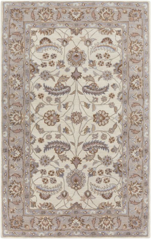 Surya CAE-1115 Caesar Hand Tufted Wool Rug Off-White 10 x 14 Home Sale $1583.40 ITEM: bci2670193 ID#:CAE1115-1014 UPC: 764262933222 :